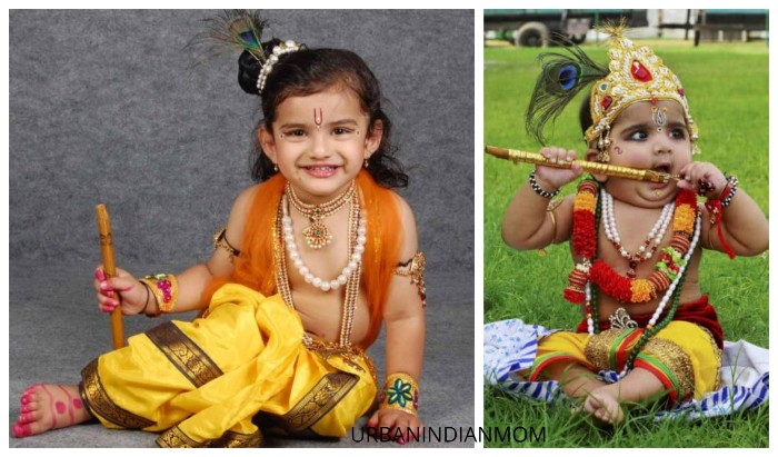 krishna costume ideas - 4