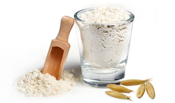 Oat Meal bath for dry skin