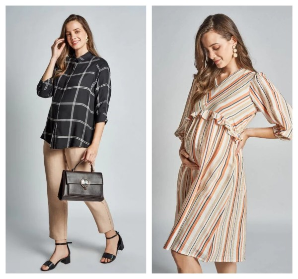 AND MATERNITY WEAR