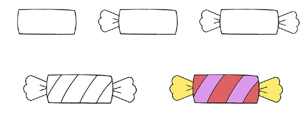 Simple Drawings for Kids