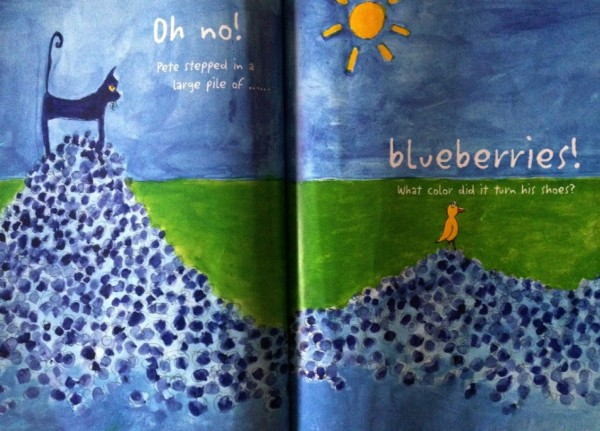 Pete the Cat: I Love My White Shoes Book Review