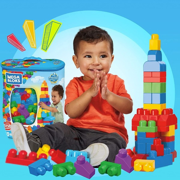 mega bloks educational toy for 2 years old