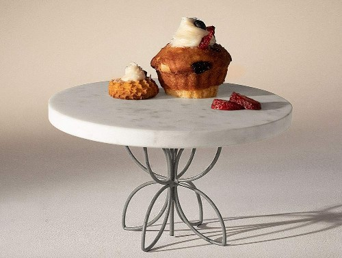 Ellementry Marble Cake Stand online India