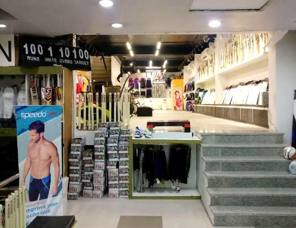 Best Sports Shops in Jaipur Adarsh Sports