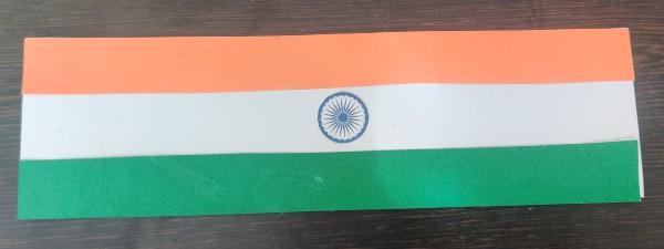 National Symbols of India National Flag Wristband add ashok chakra