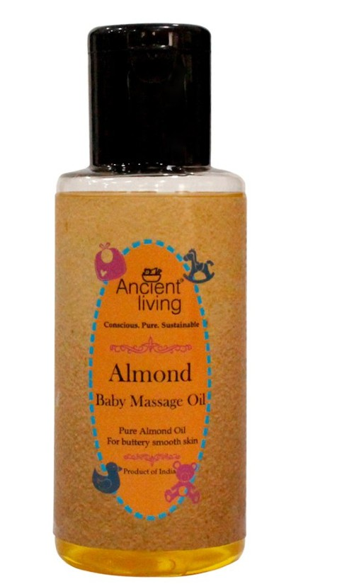 Ancient living Almond oil for Baby Massage