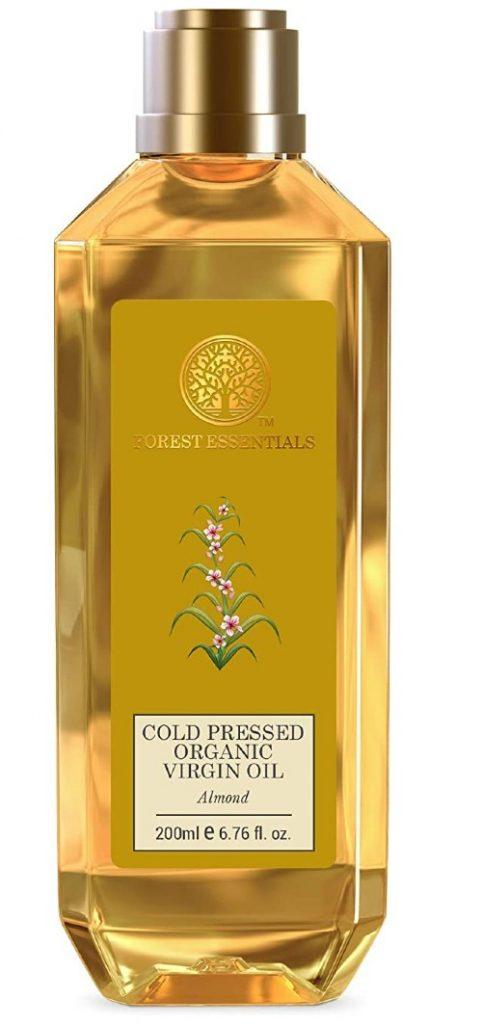Forest essentials almond oil