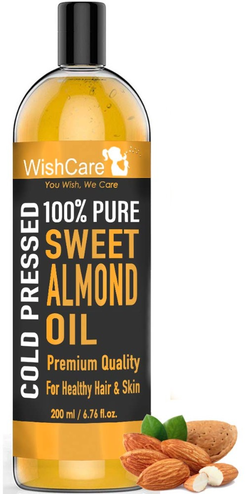 Wishcare Almond oil for Baby Massage