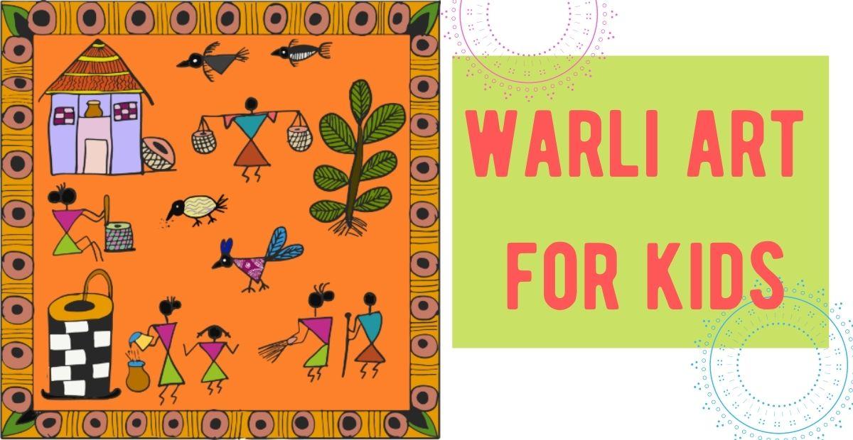 Warli Art for Kids