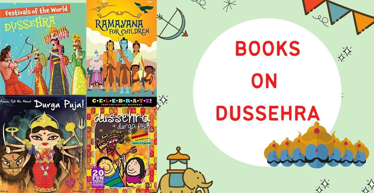 Simple Books on Dussehra for Kids