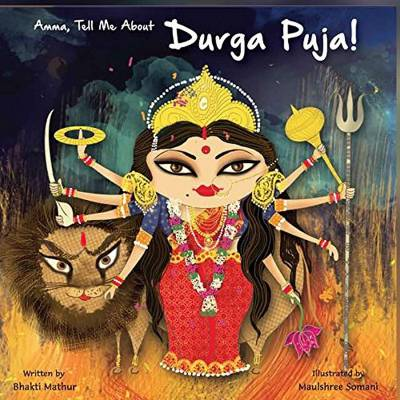 Books on Dussehra for Kids durga puja