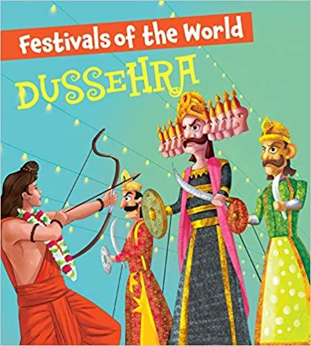 Books on Dussehra for Kids om books