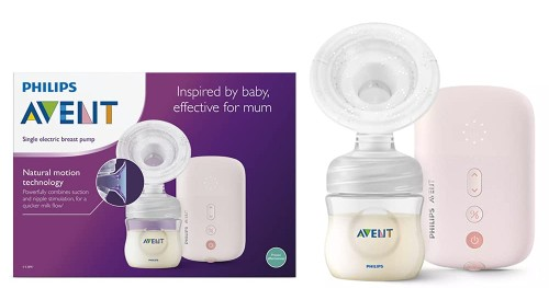 Philips Best Electric Breast Pump in India