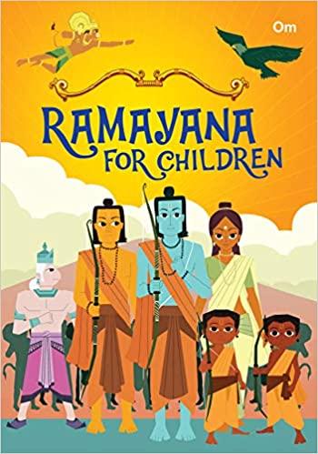 ramayan book for kids