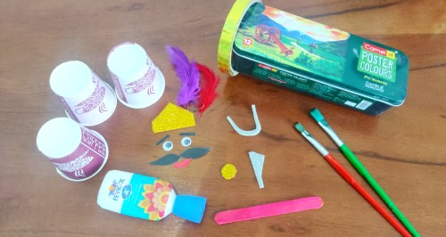 Supplies Required for Ravan Craft